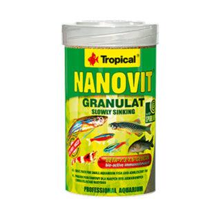 Tropical Nanovit Granulat 70