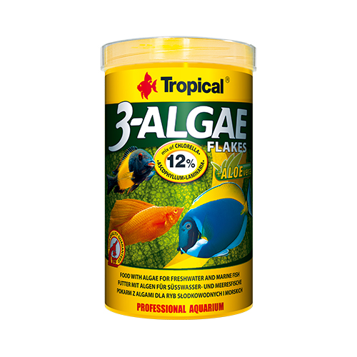 Tropical 3-Algae Flakes 20Gr