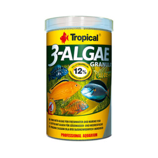 Tropical 3-Algae Granulat 44Gr
