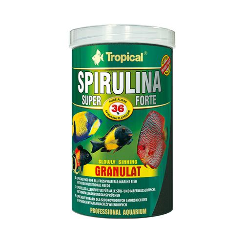 Tropical Super Spirulina Forte Granulat