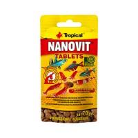 Tropical Nanovit Tables