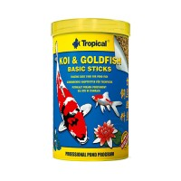 Tropical Koi & Goldfish Basic Sticks 4kg