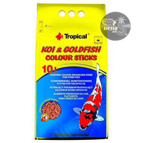 Tropical Koi & Goldfish Colour Sticks