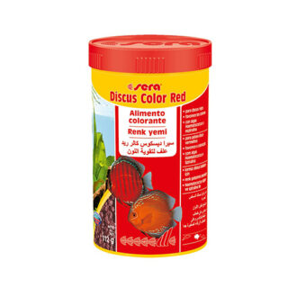 Sera Discus Color Red 116gr